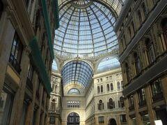 ガッレリア・ウンベルトⅠ世 Galleria Umberto I