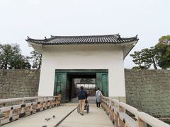 二条城 本丸櫓門