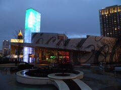 ホテルのすぐ近くにあるコカ・コーラの博物館。