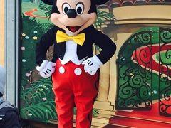 パリディズニーには2つのパークがあり、映画をテーマとしたウォルトディズニースタジオパークでミッキーのグリーティングが行われています。