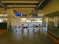 千光寺山荘をチェックアウトし、JR尾道駅から福山駅へ向かいます。