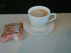 2泊3日で福岡博多に行ってきました。 始まりは羽田空港ANAラウンジ。