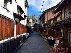 左側の建物は『太田家住宅』 https://tomonoura.life/spot/12674/
