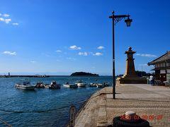 潮待ちの港の石階段の雁木は船荷の積み降ろしに使用された港湾施設。 約200年前に造られたもので、これほど大規模な雁木が残っている場所は全国的にも無いとか・・・