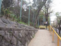 その給水塔のそばにある哲学堂公園を散策いたします