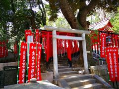 赤坂王子稲荷神社は乃木ご夫妻が信仰していたそうです。