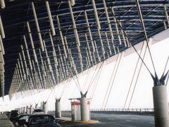◆浦東空港  当時はもちろん第一ターミナルしかなかった。