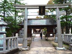 宇美神社  グーグル先生の迷走地図に踊らされながら、やって来た場所。←到着地をしっかり指定したはずなのに、着いたら神社の裏側だったという落ち。まともに案内してくれないのがグーグル先生なのです。