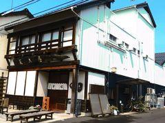 出雲そば 荒木屋  お昼ご飯を食べます。 こちらのお店は、創業天明年間、江戸時代後期200年以上続く出雲そば屋として日本で最も古い老舗です。