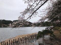 二日目は朝イチで白河市にある日本最初の公園「南湖公園」へ。