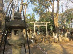 すずめのお宿公園のすぐそばにあった碑文谷八幡宮に行ってみました 応神天皇を祭神とする旧碑文谷村の鎮守