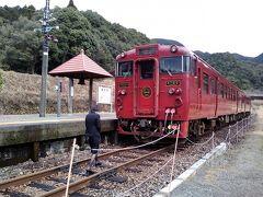 真幸駅:ここは肥薩線で唯一の宮崎県になる。