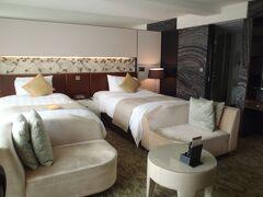 ロッテ ホテル ソウル本館に2泊します。