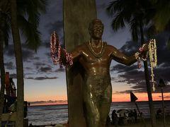 ハワイに来たら会わなきゃいけないシリーズ  2人目はデューク・カハナモク