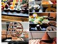 ツアー7日目。 この日は1日かけて、6つ目の世界遺産「マラケシュ旧市街」を観光します。 朝食バイキングは種類が豊富です。特にパンは種類が豊富でした。 (写真の他にもクロワッサンやデニッシュが何種類も用意されて いました。)