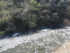 飯田線からの車窓  天竜川