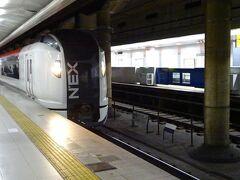 成田空港からは成田エクスプレスで帰路に。