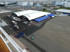 横浜港(大黒ふ頭)