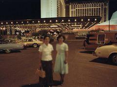 LVに着きました。 泊まったのは、MGM Grand。 部屋は広かった。