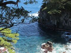 城ヶ崎海岸を散策