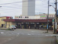 こちらの行き止まり線区の終端駅から鉄道巡り再開です。