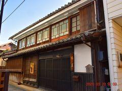 江戸時代の舟宿跡の『脇屋家』 https://yosoro.com/wakiya