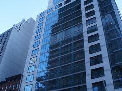 【コートヤードマリオット NYマンハッタン ミッドタウンウェスト】 再開発エリア ハドソンヤード地区の新しいホテル。 スタイリッシュで新しいNYを味わえるホテルです。