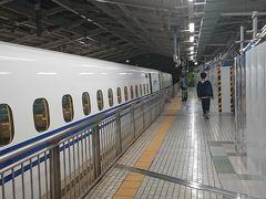 食べ足りない分は新幹線の中で食べて、無事に東京に戻りました。