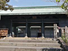 杏壇門(きょうだんもん)。大成殿の建物に入ります。