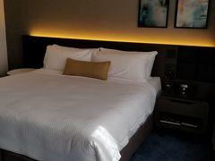 宿泊ホテルはサザンクロス駅より近かったので、歩いてホテルに向かいました。