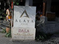 アラヤ・リゾート (ウブド・プンゴセカン地区) デラックスルーム 宿泊時は新しくできたホテルだった。 グループでの宿泊として安く街歩きがしやすいホテルとして宿泊。