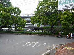 ウォーターマーク (ジンバラン地区) ホテル棟  一般のホテル棟である。