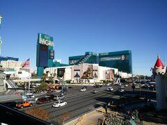 前回、MGMグランドの「グランド・アドベンチャーズ」で、水に濡れて風邪を引いた私にとって縁起の悪い場所(笑)