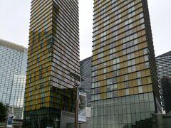 5年前にできたシティーセンターへショッピングのはしご