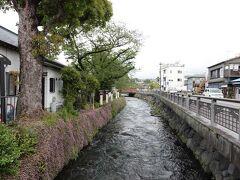 神田川です。