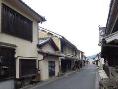 内子では、内子座と八日市護国の町並みを観光。どちらも間違いなくお薦めの観光地でした。