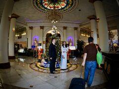 【ーMajestic Saigon Hotel マジェステック ホテル サイゴンー】  ベトジェットを使ったのは、フライトアテンダントの制服が可愛いから。