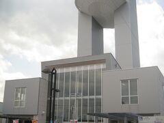 10:13 旧雄武駅に到着。(本日46km地点、トータル847km地点) 今は道の駅になっています。