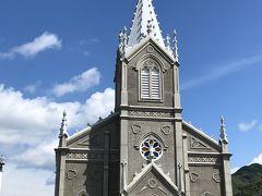 崎津教会。こちらも鉄川与助の設計で1934年に建築されたものだそう。
