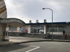 今回福島の被災地に来たのは 「JR常磐線」の富岡駅~浪江駅間にある 再開したばかりの3つの駅に行くため。 最初に向かったのは浪江駅。 この駅は2017年にすでに運転が再開されていた駅ですが 現在はどんな感じでしょうか。
