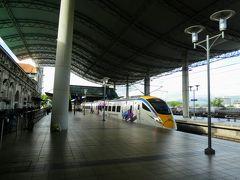 イポー駅に到着です。