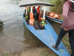 キブ湖ボートツアー