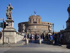 丘を降りて次に向かったのは、サンンタンジェロ城