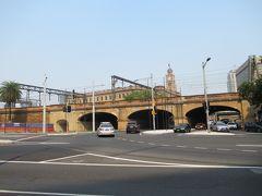 セントラル駅が見えてきました。