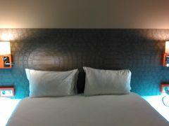ホテルは IBIS STYLES TOURS CENTRE