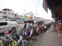 タイ最北の街メーサイです。