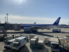 非常に朝早いフライトだったため、朝は父に空港まで送迎してもらいました! まずはセントレアから成田へ!その後成田からアメリカヒューストンへの長旅です!
