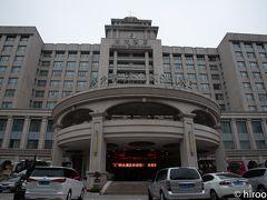 最初に泊まったホテル。前夜ここに直行。ただ寝るだけでした。