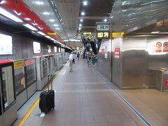 最寄りは台大醫院(病院)駅になります。