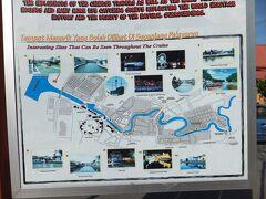 出発まで時間があったのでホテルの外を散策すると、マラッカリバークルーズ(Malacca River Cruise)の案内がありました。
